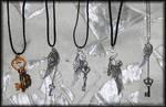 December Necklaces