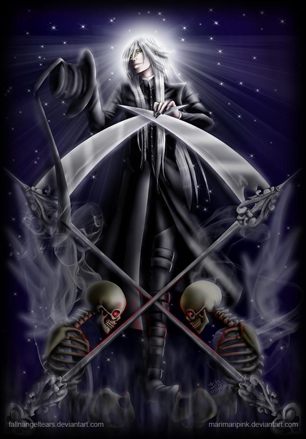 Saint Undertaker - Art Collab by fallnangeltears