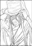 Undertaker for MariMariPink Sketch