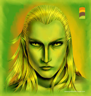 Green Legolas Greenleaf