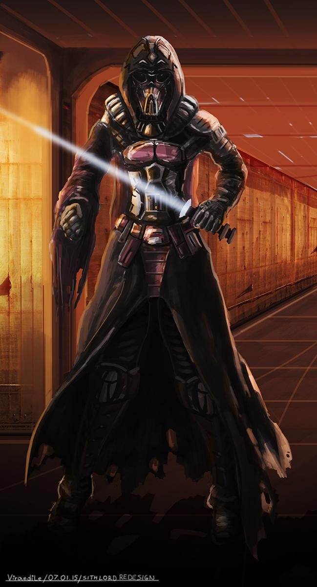Brainstorm Challenge 17 Star Wars by Virandile