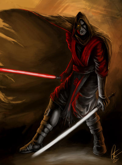 Possesd Sith by Peter-Ortiz