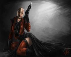Torney's Bounty Hunter by Peter-Ortiz