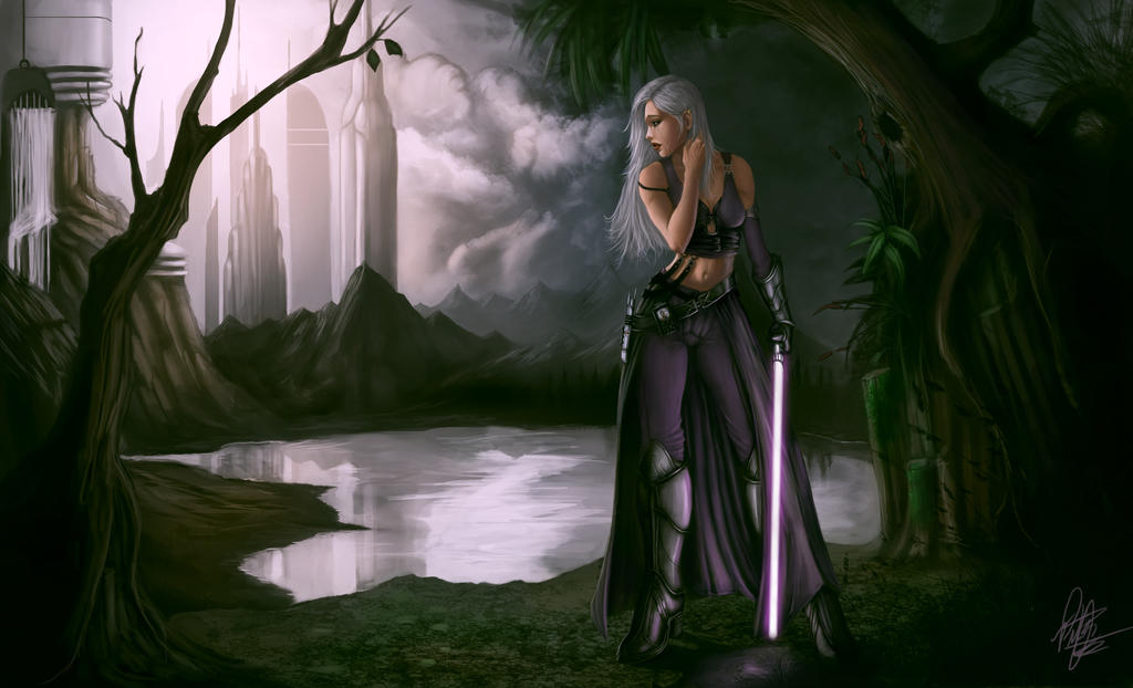 Alexandra Cinthra - Character Creation - Star Wars RP: Chaos