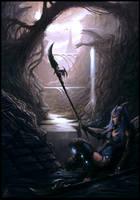 Dragon Rider by Peter-Ortiz