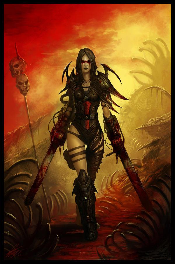 Reaper by Peter-Ortiz