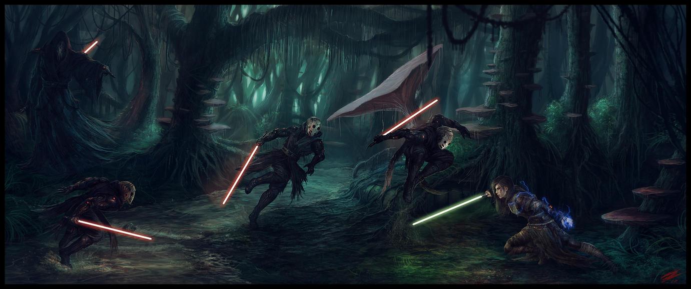 Inevitable Death by Peter-Ortiz