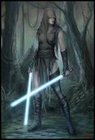 Jedi by Peter-Ortiz