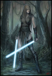 Jedi by Peter-Ortiz