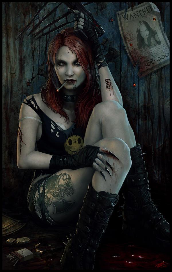 Loree Lamia by Peter-Ortiz