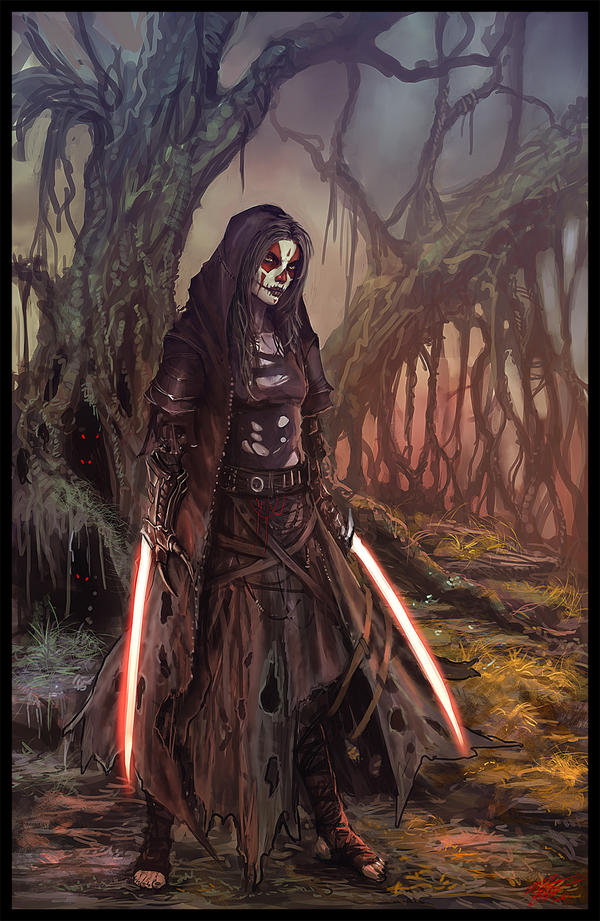 Sith Assassin by Peter-Ortiz