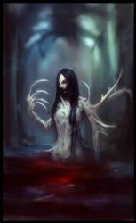 her nightmare by Peter-Ortiz