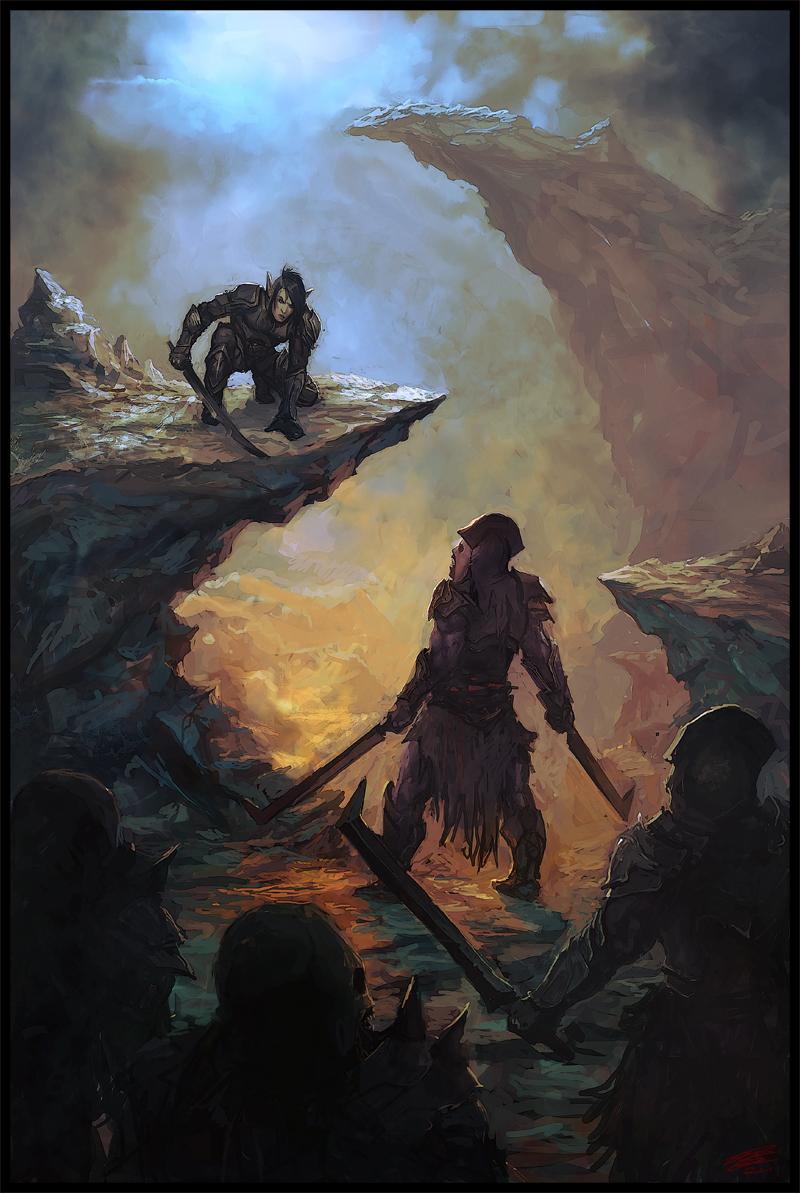 Urukhai by Peter-Ortiz