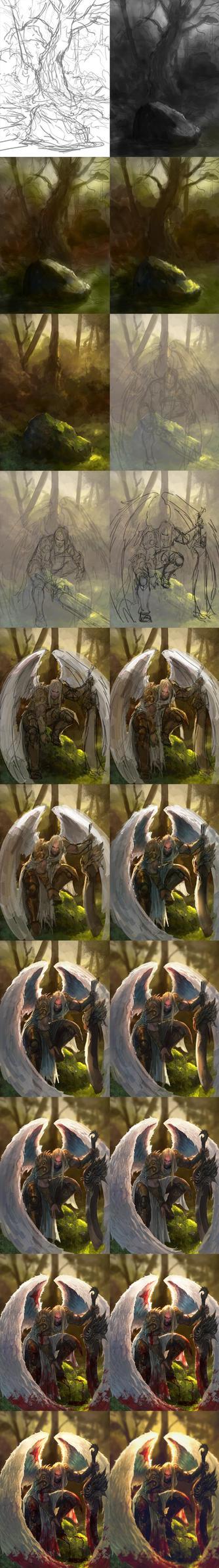 Ezekai-steps by Peter-Ortiz