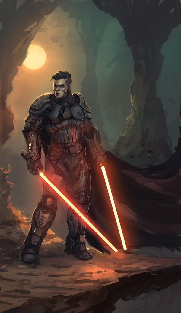 Sith by Peter-Ortiz