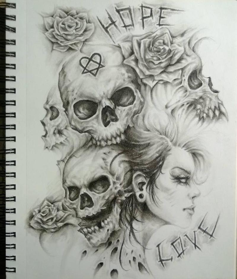 love hope by Peter-Ortiz