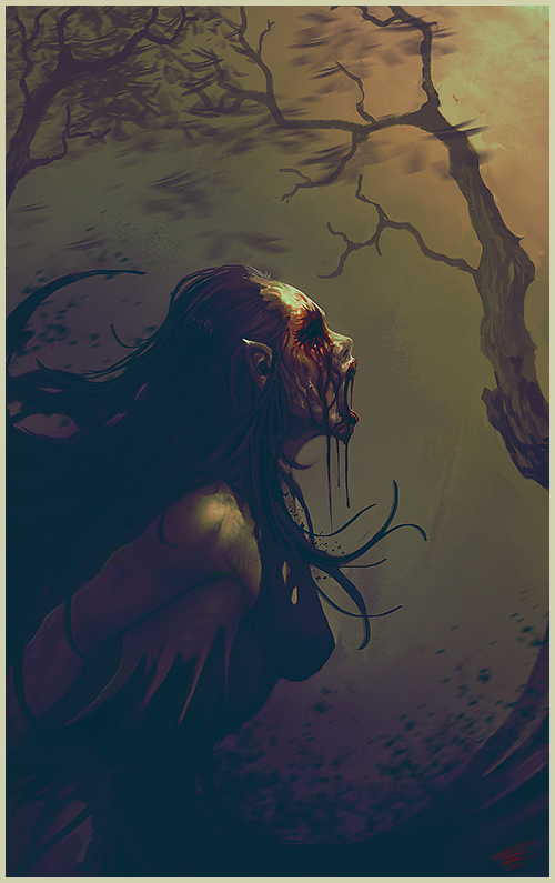 Screamer by Peter-Ortiz