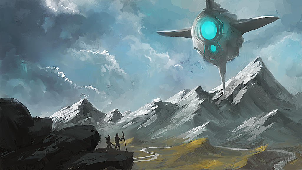 Scfi paint by Peter-Ortiz