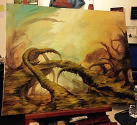 Landscape by Peter-Ortiz