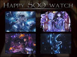 Happy 500 watch