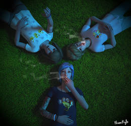Life is Strange: Can't You Hear Me Knocking? by KhemiKyle