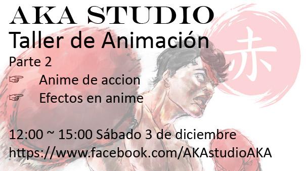 Aka Studio Workshop by titanomaquia