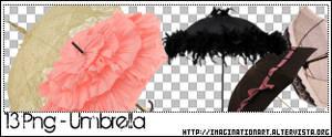 Umbrella Png - Set 19