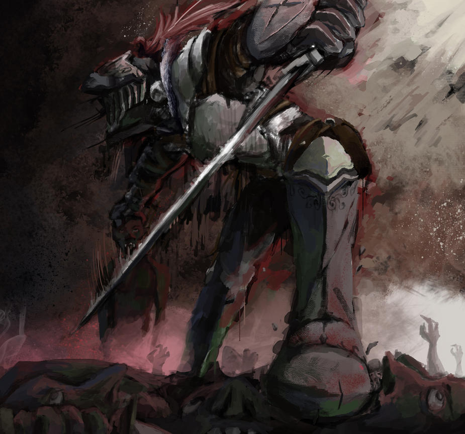 Goblin Slayer by FakeWaffle