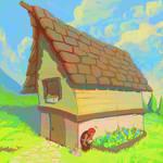 dwarven home