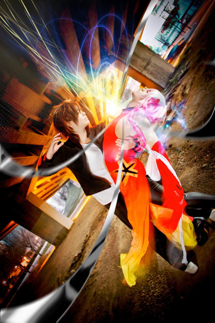 Guilty Crown - The Void Genome by Yushu-Eien