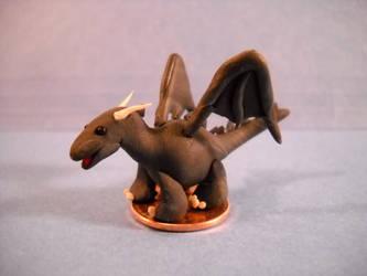 Penny Dragon by Mindslave24-7