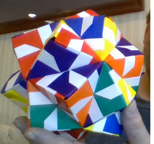 Color Ball Origami... by Mindslave24-7