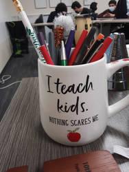 I Teach Kids ...