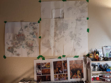 Old maps --new home
