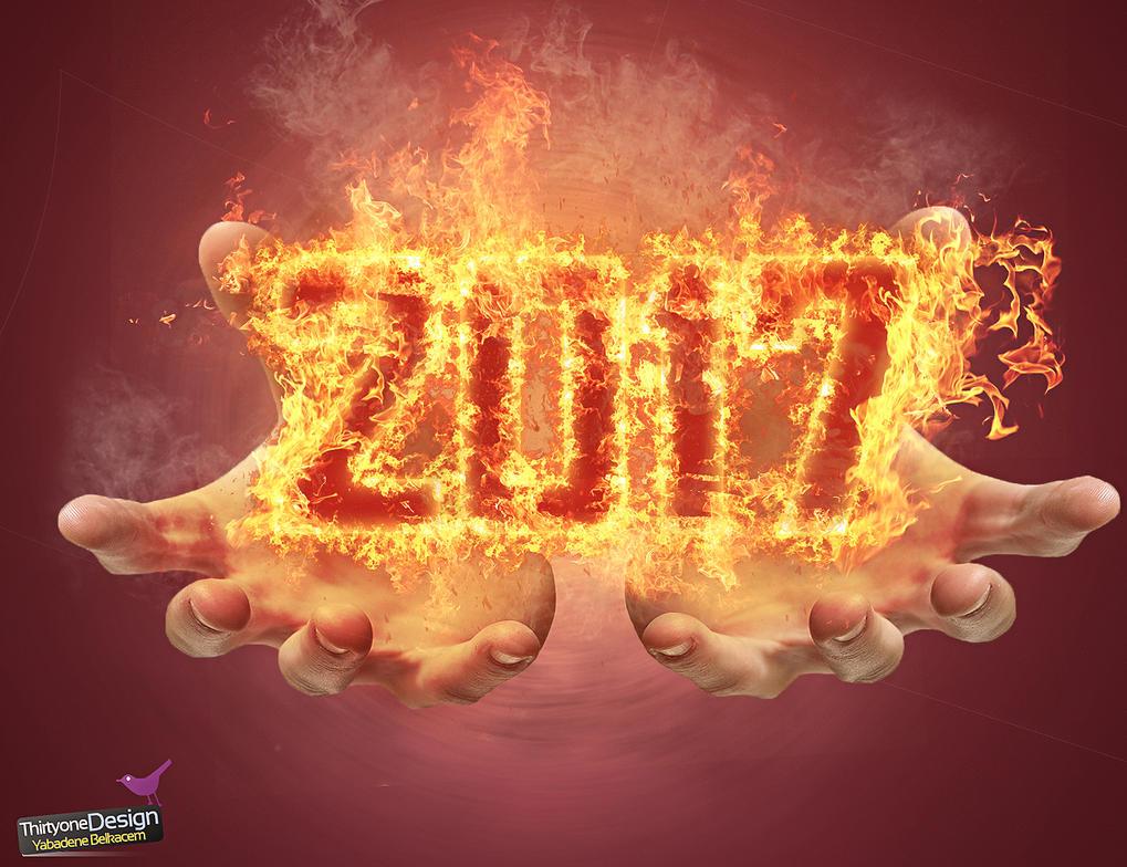 new year 2017 by belkas31