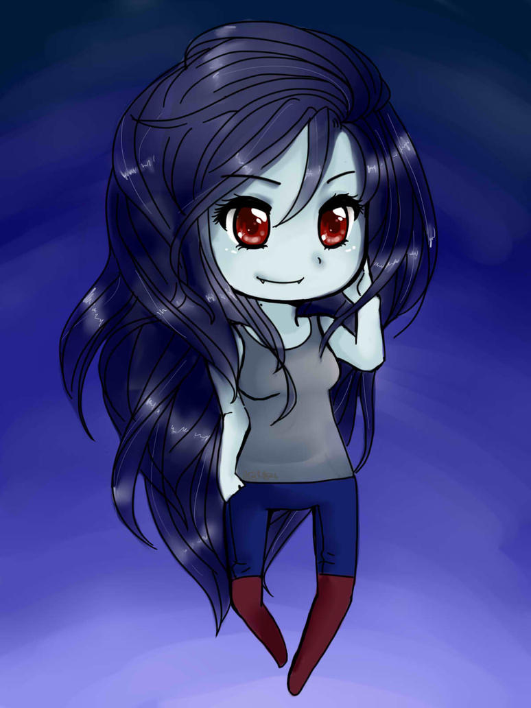 Marceline by sugar-doodles