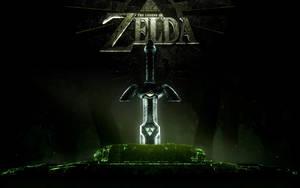 zelda Master sword by g86