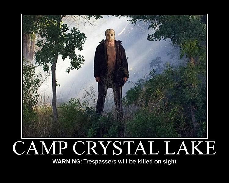 Camp Crystal lake Poster by Iorigaara on DeviantArt