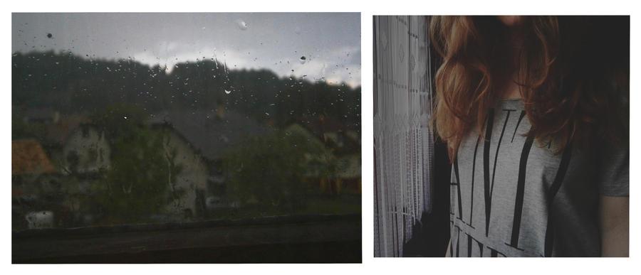 a lot has changed but I still love rain by spiritmadeofstars