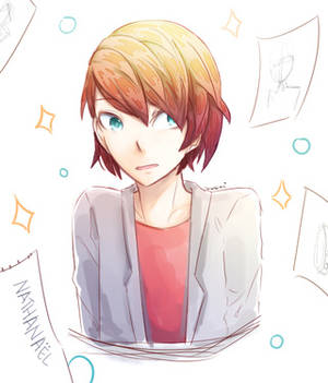 You are my Sunshine - Nathan x Fem!Reader by Mikorin-kun on DeviantArt