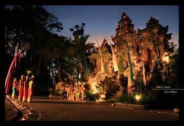 a night in bali by edb3cks