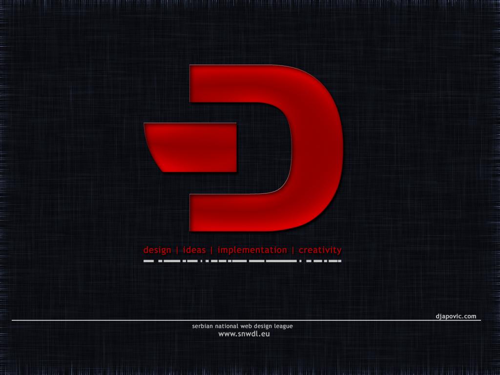 -D logo by djapoviccom