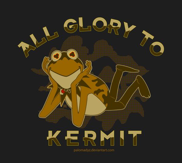 Kermit by PalomaDyz