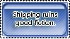 Anti-Shipping stamp
