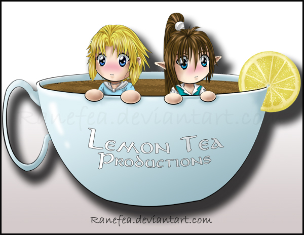 Lemon Tea Productions by Ranefea