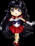 Chibi Sailor Mars