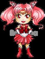 Chibi Sailor Chibi Moon by Ranefea
