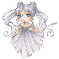 Chibi Princess Serenity by Ranefea
