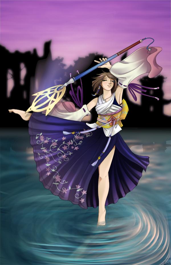 Yuna by Ranefea