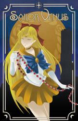 Art Deco Sailor Venus by Ranefea